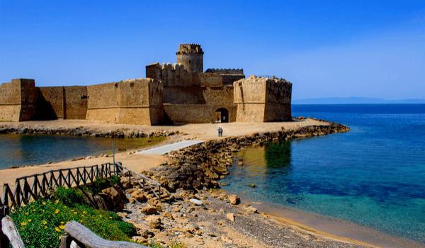 Le Castella - Calabria