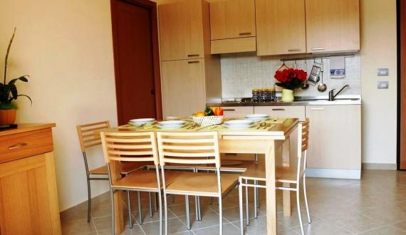 Villaggio Il Catalano - Puglia | Appartamenti cucina