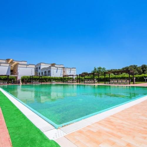 Villaggio Il Catalano - Puglia | Piscina esterna