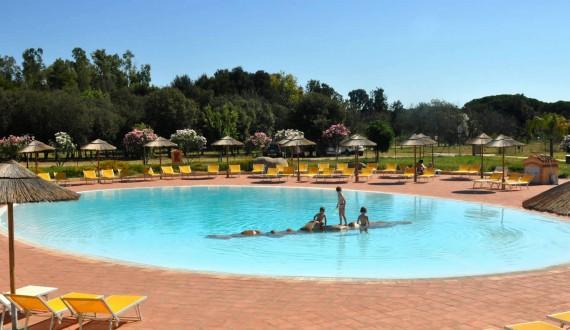 Cala Luas Resort - Cardedu, Sardegna -Piscina