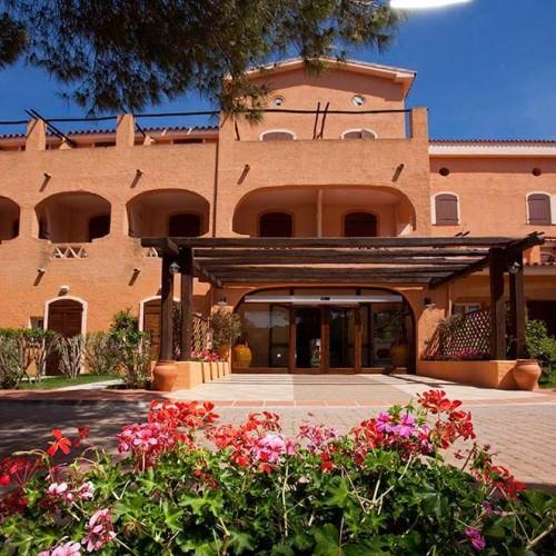 Blu Hotel Laconia Village - Cannigione di Arzachena, Sardegna - Ingresso principale