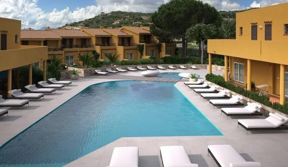 Blu Hotel Laconia Village - Cannigione di Arzachena, Sardegna - Piscina