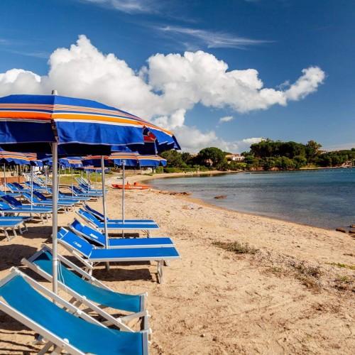 Blu Hotel Laconia Village - Cannigione di Arzachena, Sardegna - Spiaggia
