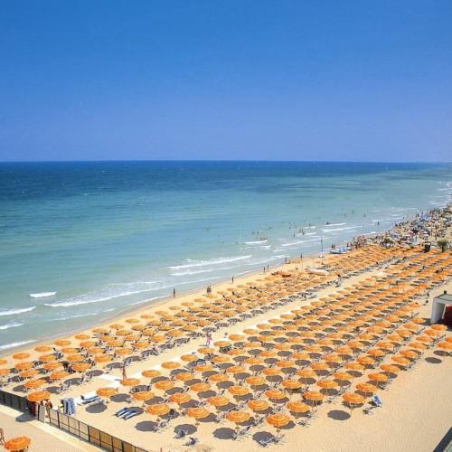 Granserena Hotel - Spiaggia