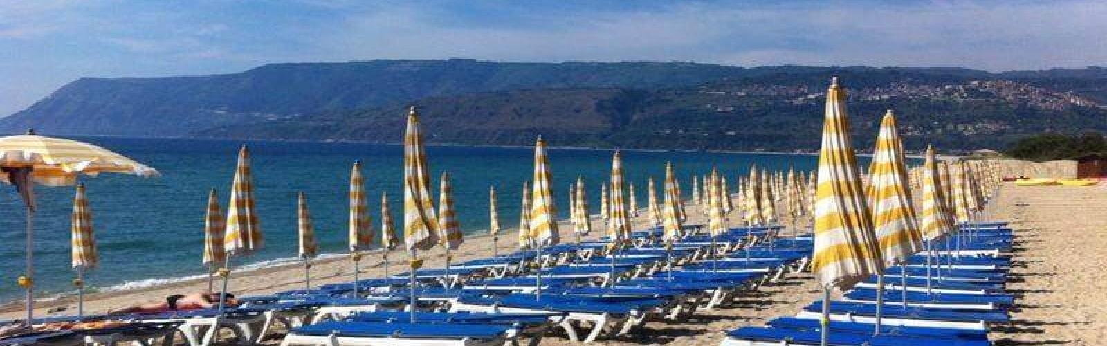 Nicotera Beache Village - Nicotera marina, Calabria - Spiaggia