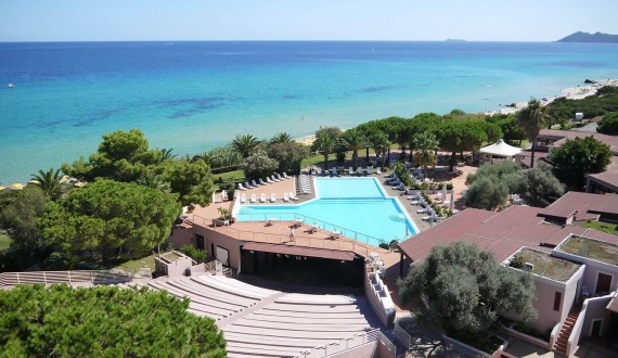 Free Beach Club - Costa Rei, Sardegna - Struttura