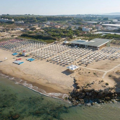 Athena Resort | Ragusa, Sicilia Vista dall'alto